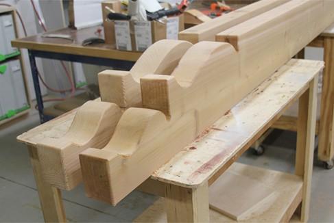 Custom Millwork Shop
