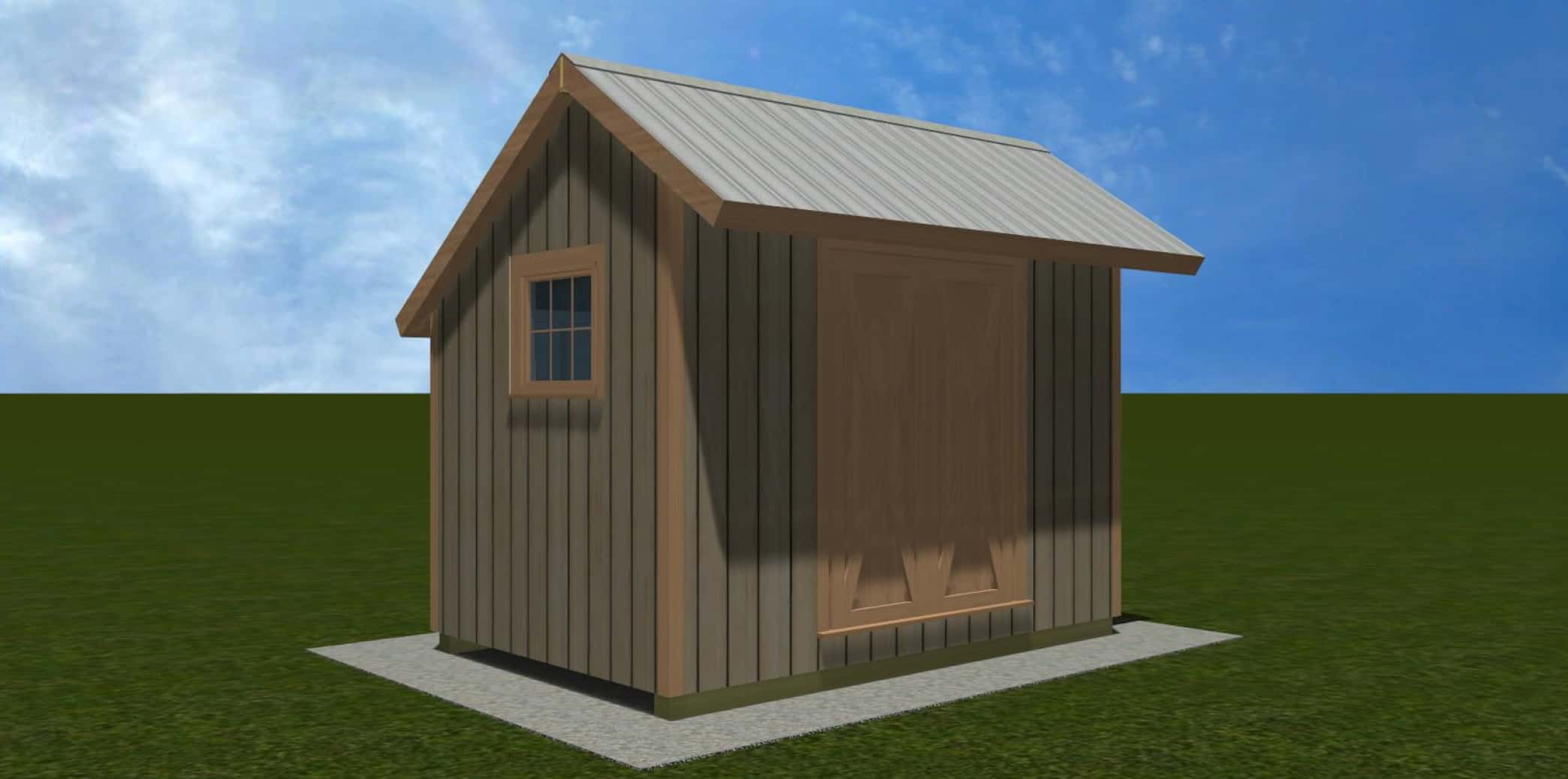 Kirby Shed