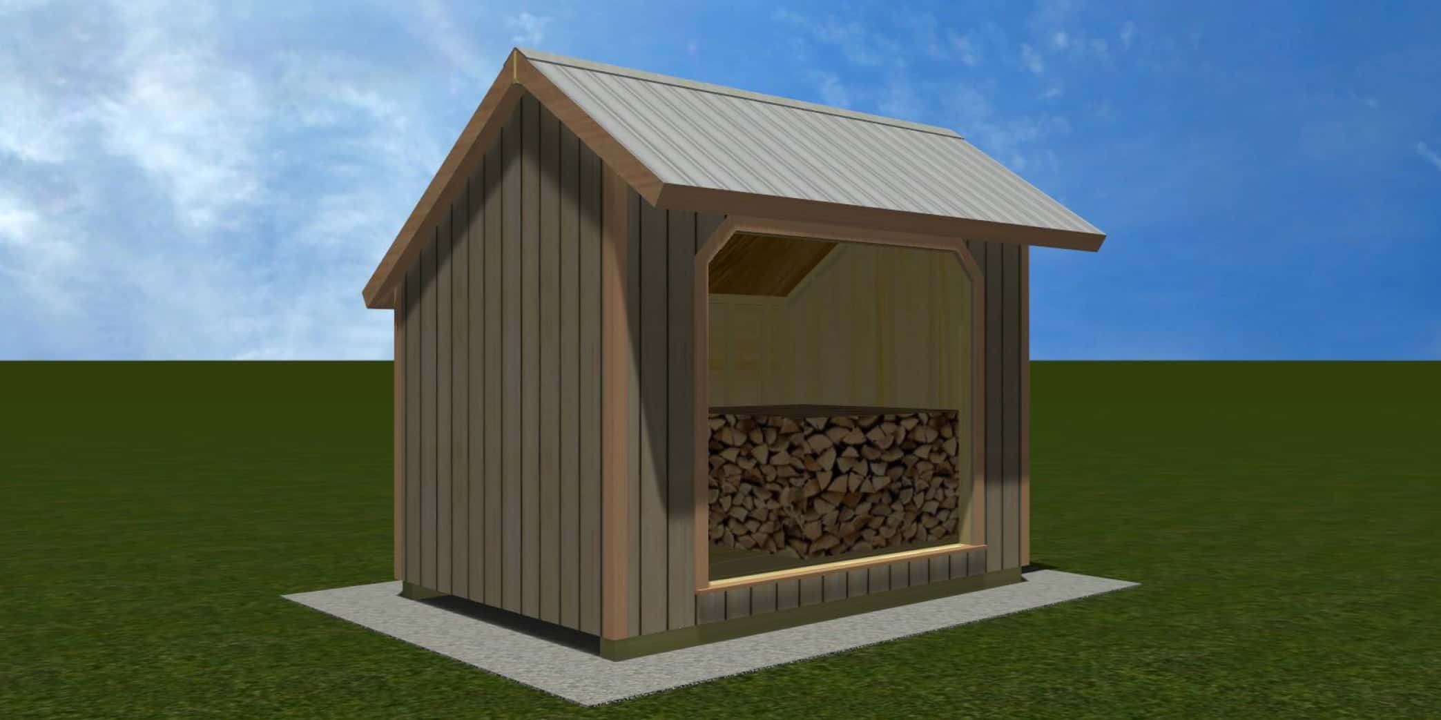 Maxwell Shed