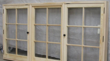 Millwork Shop Window Trim Kits