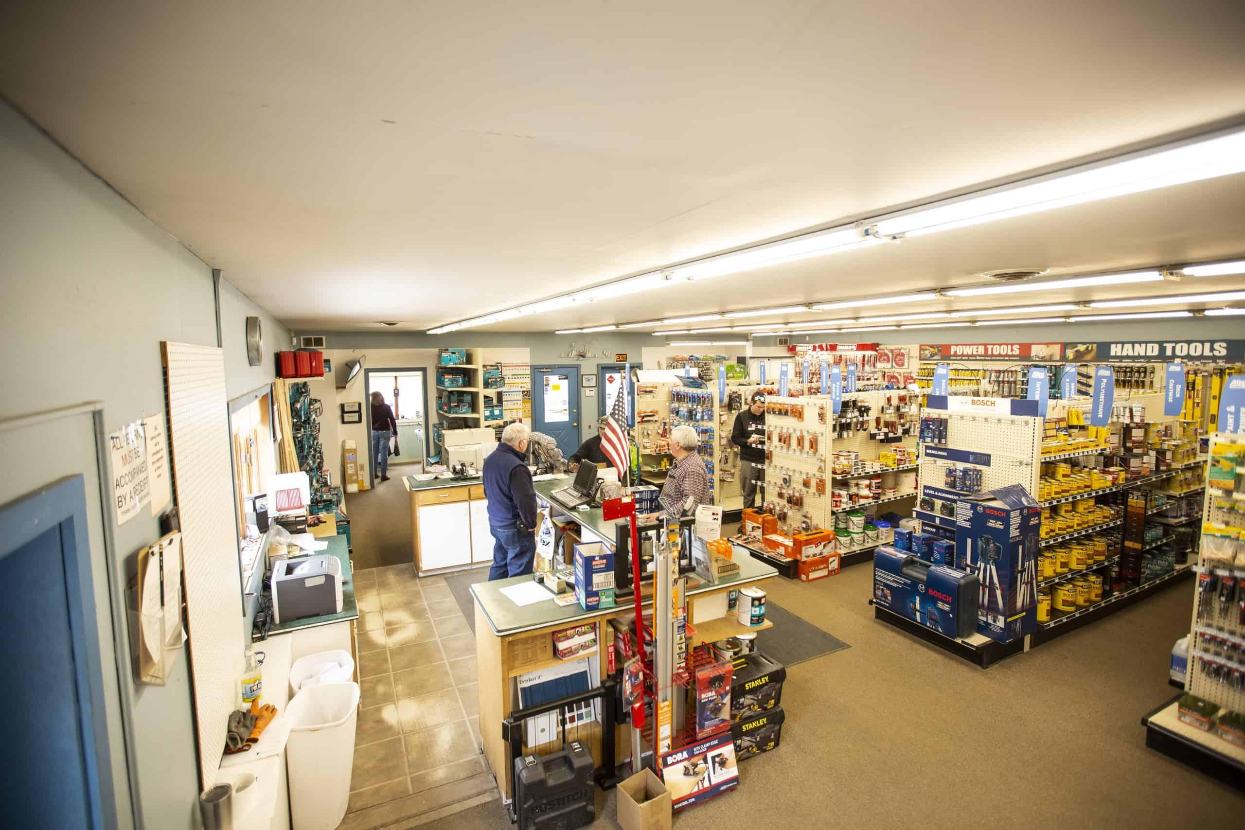 Waitsfield Hardware Store