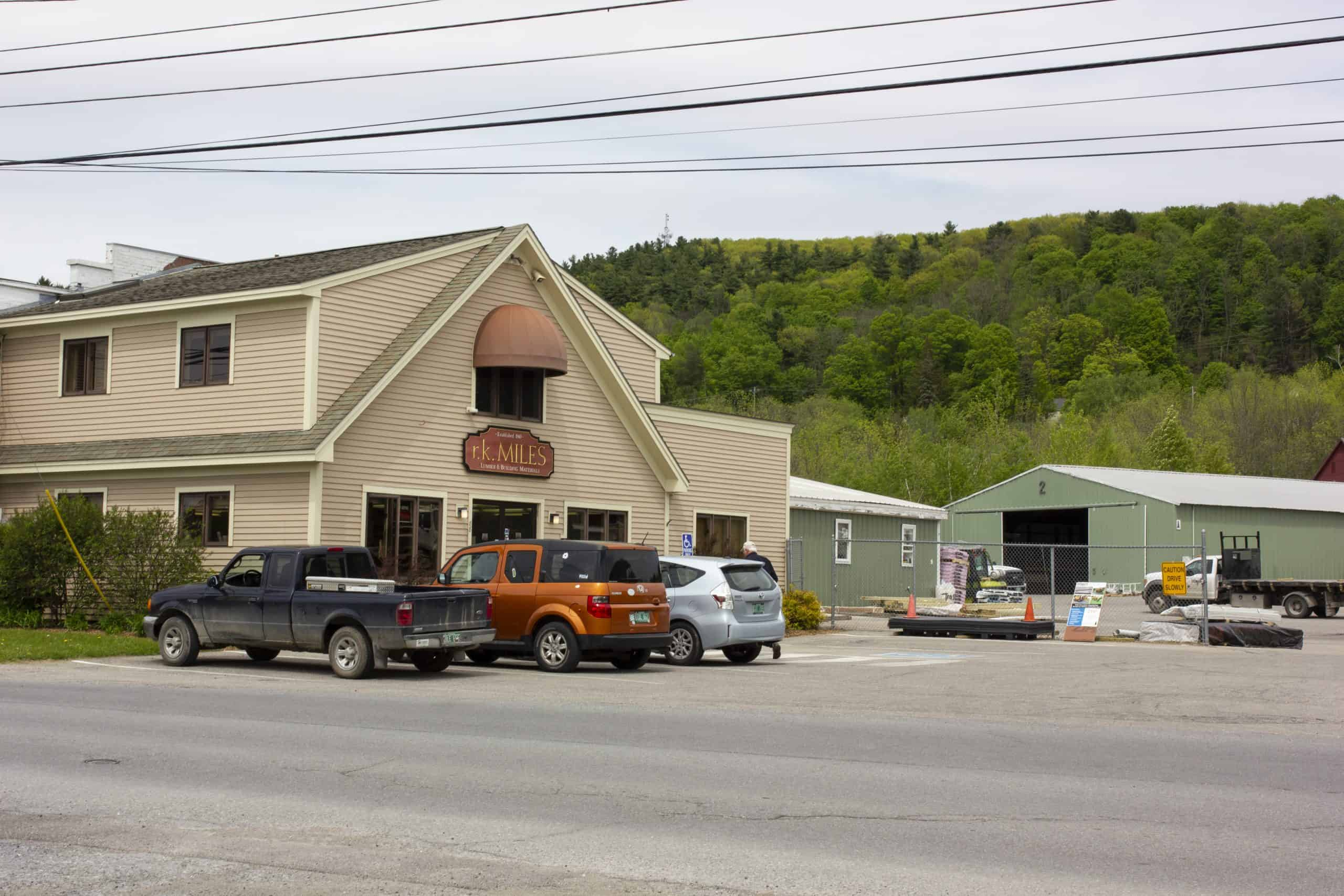 Middlebury Store Front