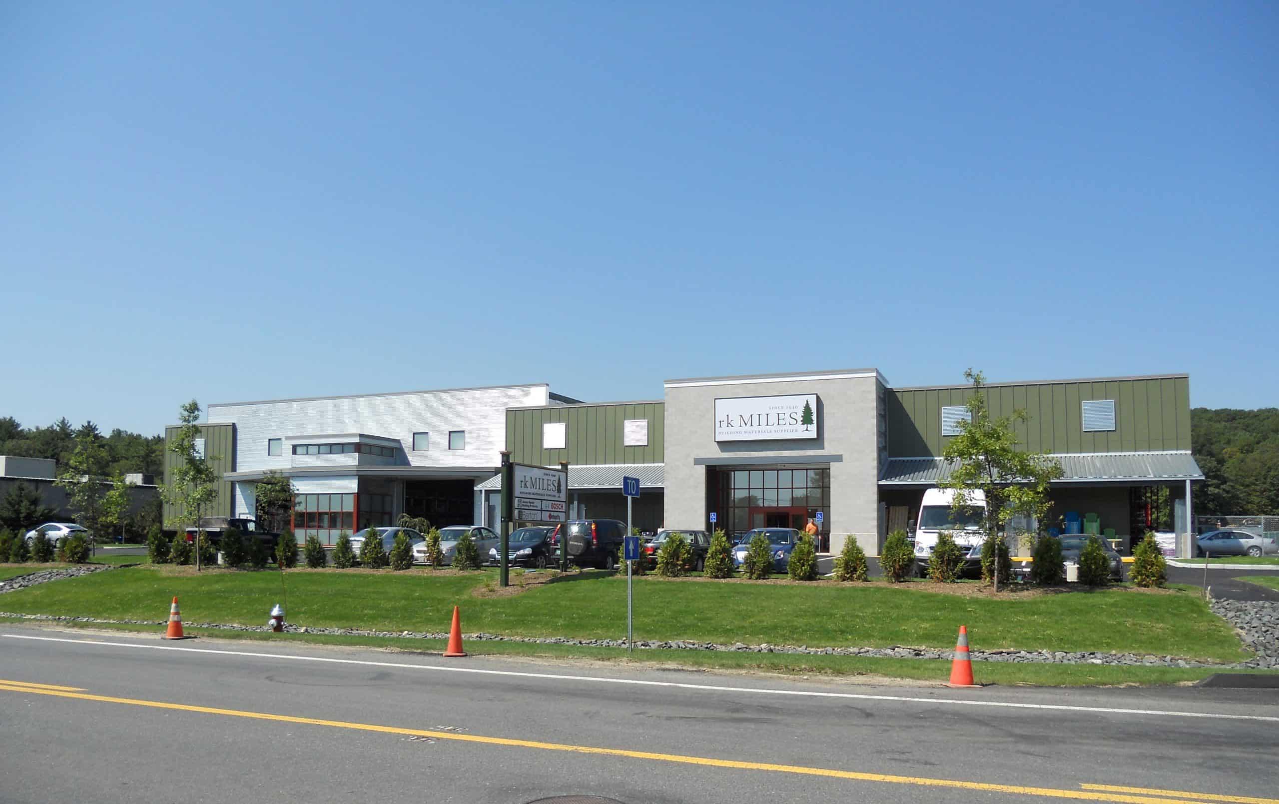 West Hatfield Store Front